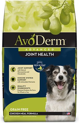 AvoDerm Advanced Joint Health Dog Food