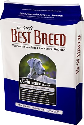 Dr Gary's Best Breed Holistic Large Breed Dry Dog Food