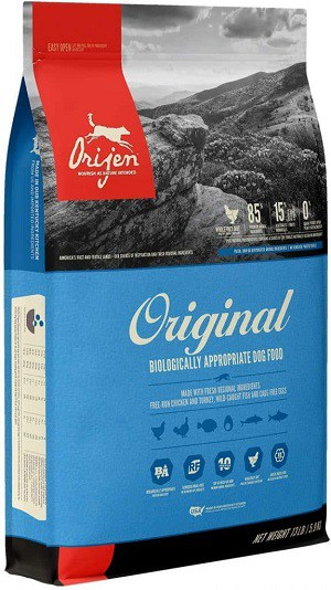 Orijen Original Dog Food for Labs