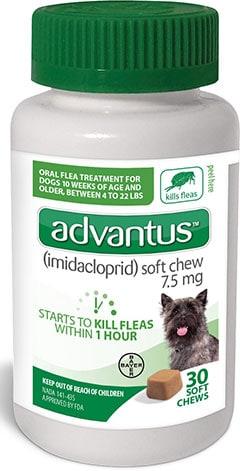 Advantus Soft Chews for Small Dogs