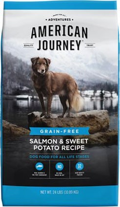 American Journey Salmon & Sweet Potato Recipe