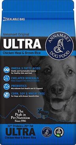 Annamaet Ultra 32% Dry Dog Food