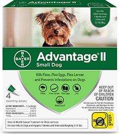 Bayer Animal Health Advantage II Flea Treatment