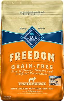 Blue Buffalo Freedom Adult Large Breed Dry Dog Food
