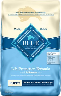 Blue Buffalo Life Protection Formula Puppy Chicken & Brown Rice