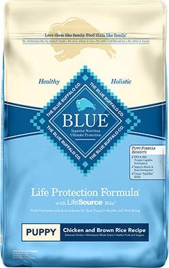 Blue Buffalo Life Protection Formula Puppy Dry Dog Food