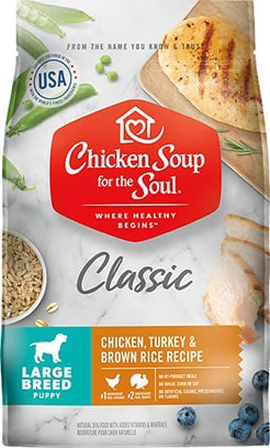 Chicken Soup for the Soul Large Breed Puppy Dry Food