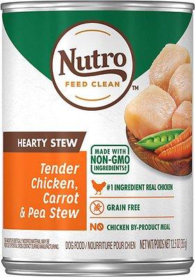 Nutro Hearty Stew Tender Chicken, Carrot & Pea