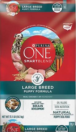 Purina ONE SmartBlend Large Breed Puppy Formula