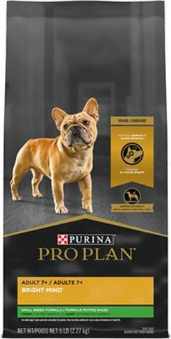 Purina Pro Plan Bright Mind Adult 7+ Small Breed