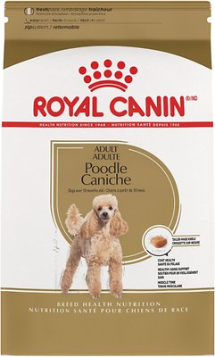 Royal Canin Poodle Breed Health Nutrition Adult