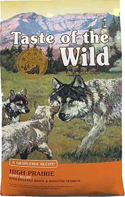 Taste of the Wild High Prairie Puppy Formula Dog Food