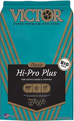 Victor Classic High Protein Premium Dog Food