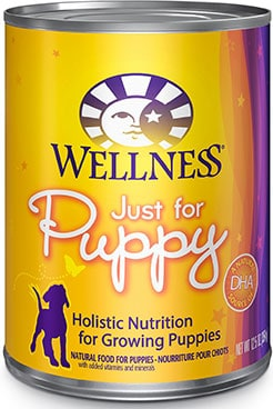 Wellness Complete Health Natural Puppy Recipe Canned Food