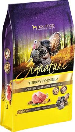 Zignature Turkey Limited Ingredient Formula Dog Food