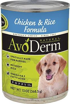 AvoDerm Natural Wet Puppy Food