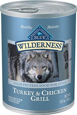 Blue Buffalo Wilderness Turkey & Chicken Grill Grain-Free Puppy