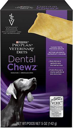 Purina Pro Plan Veterinary Diets Dental Chewz Dog Treats
