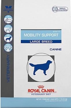 Royal Canin Veterinary Diet Mobility Support Large Breed Dry Dog Food
