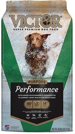VICTOR Purpose Performance Formula Dry Dog Food