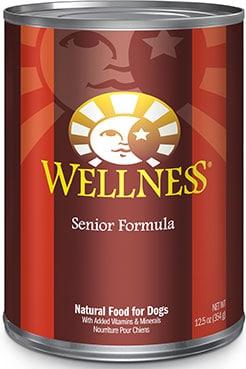 Wellness Complete Health Senior Formula Canned Dog Food