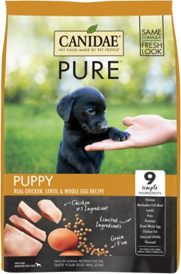 CANIDAE Grain-Free PURE Puppy Limited Ingredient
