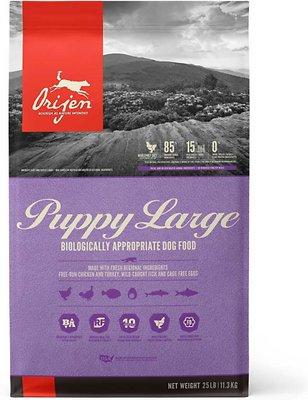 ORIJEN Puppy Large Recipe