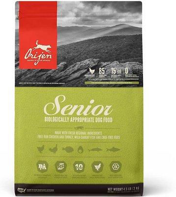 ORIJEN Senior Grain-Free Dry