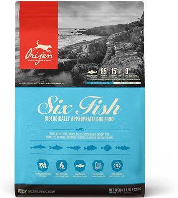 Orijen Six Fish Grain-Free