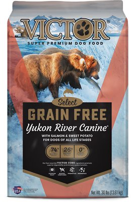 VICTOR Yukon River Grain-Free