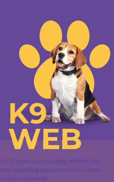 K9Web banner