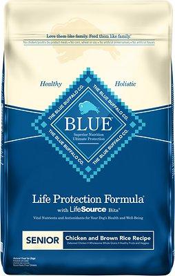 Blue Buffalo Life Protection Formula Senior