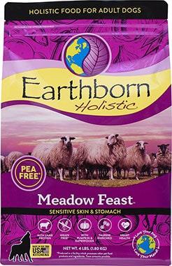 Earthborn Holistic Meadow Feast Grain-Free Dry Dog Food