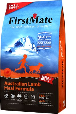 FirstMate Small Bites Limited Ingredient Diet