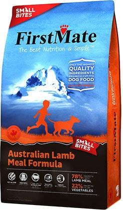 FirstMate Small Bites Australian Lamb Meal Formula LID Dry Food