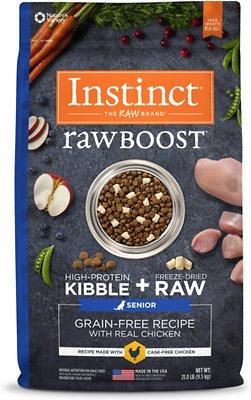 Instinct Raw Boost Senior