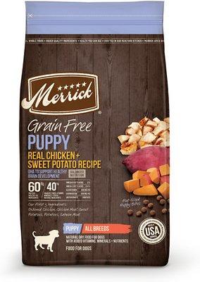 Merrick Grain-Free Puppy