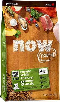 Now Fresh Grain-Free Small Breed Senior Recipe