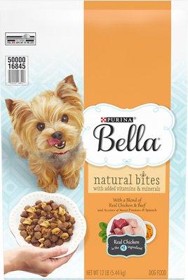 Purina Bella Natural Bites Small Breed