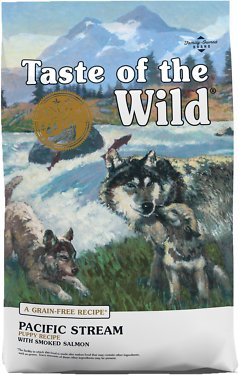 Taste of the Wild Pacific Stream Dry Puppy Food