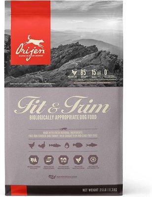 ORIJEN Fit & Trim Grain-Free