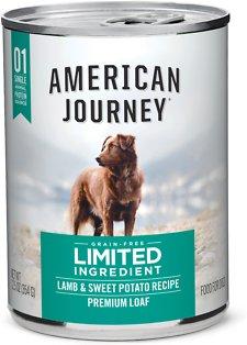American Journey Limited Ingredient Diet Lamb & Sweet Potato Recipe