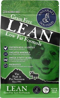 Annamaet Grain-Free Lean Low Fat