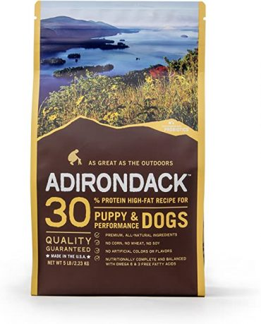 Blackwood Adirondack 30% Protein High-Fat