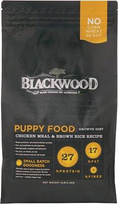 Blackwood Puppy Growth Diet Dry Dog Food