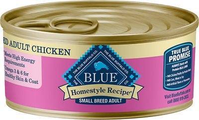 Blue Buffalo Homestyle Recipe Small Breed
