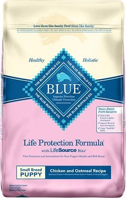 Blue Buffalo Life Protection Formula Small Breed Puppy