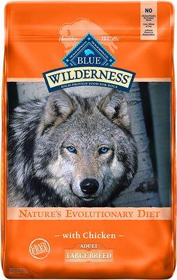 Blue Buffalo Wilderness Large Breed Grain-Free
