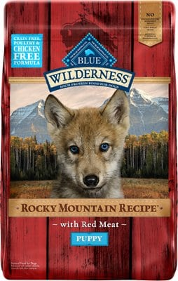 Blue Buffalo Wilderness Rocky Mountain Puppy