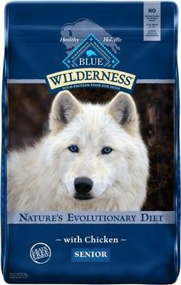 Blue Buffalo Wilderness Senior Grain-Free